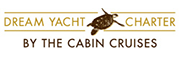 Dream Yacht Charter by the Cabin Cruises Logo