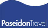 Poseidon Travel Logo