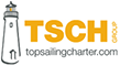 Top Sailing Charter Logo