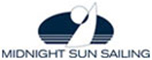 Midnight Sun Sailing Logo