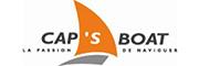 Cap's Boat Logo