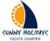 Sunny Holidays Logo